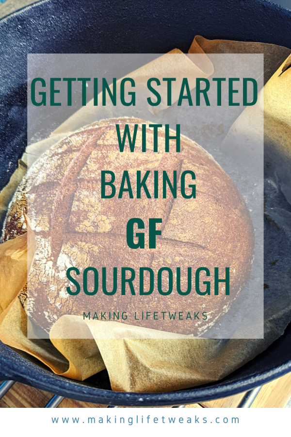 Getting started with baking GF sourdough